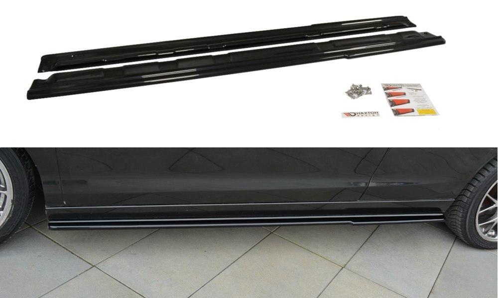 Dokładki Progów Renault Laguna mk 3 Coupe - GRUBYGARAGE - Sklep Tuningowy